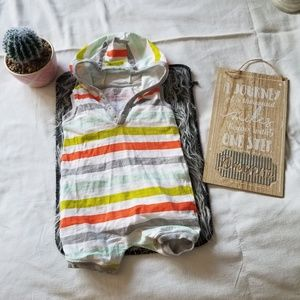 CARTER'S JUST ONE BABY CLOTHES MULTICOLOR SIZE 9M